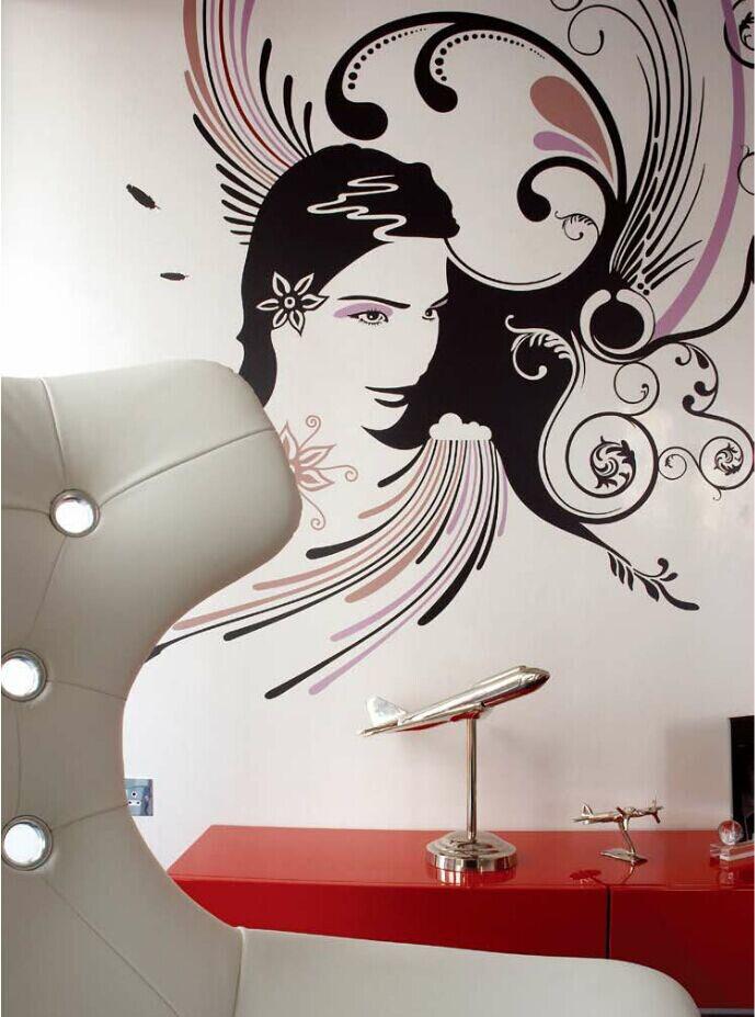 墙绘流行趋势 - 深圳3d立体画_深圳墙绘_手绘墙画公司